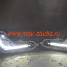 Дневные ходовые огни для автомобиля