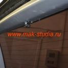Установка камеры видеорегистратора на пятую дверь