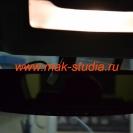 Видеорегистратор установка на лобовое стекло вместо штатного зеркала.