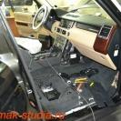 Видеорегистратор Intro sdr-g40 - установка оборудования в салоне