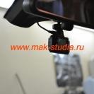 Установка видеорегистратора в БМВ