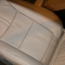Далее всё собираем в обратном порядке. В процессе установки вентиляции при необходимости центра сидений перешивают перфорированной кожей - для свободного движения воздуха