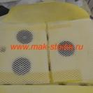 Вентиляция сиденья - вентиляторы установлены и готовы к работе