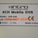 Видеорегистратор INTRO - производство Кореи