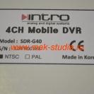 Видеорегистратор Intro sdr-g40 - производство Корея