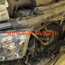 Выход системы подкачки колёс