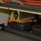 Скрытая установка видеорегистратора: задняя камера.