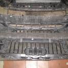 Установка защиты радиатора (снимаем бампер)