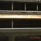 Основные,огромные отверстия снизу - надёжно защищены сеткой для бампера