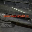 Защитная сетка радиатора - не проскочит даже муха
