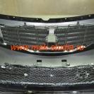 Защитная сетка радиатора - бампер снят, сетка установлена