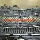 Установка защитной сетки радиатора