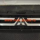 Сетка для защиты радиатора - общий вид на решётке радиатора