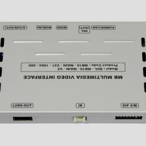 Видеоинтерфейс для Mercedes Benz W221 от 2010г.