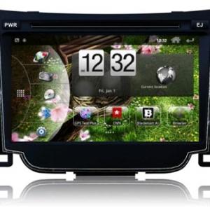 Штатное головное устройство на Android для Hyundai i 30