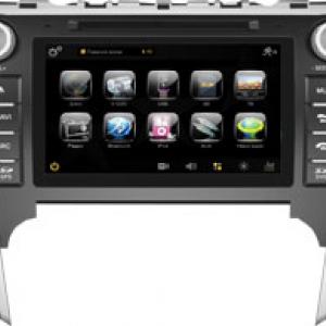Головное устройство Тойота Камри на Android