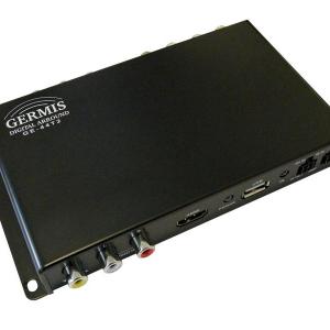 Цифровой DVB-T2 тюнер Germis