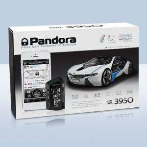 Автосигнализация Pandora DXL 3950 GSM с автозапуском