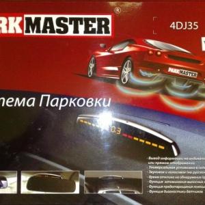 Парктроник ParkMaster 4-DJ-35 (35-4-A)