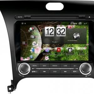 Штатное головное устройство на Android для KIA Cerato 2013
