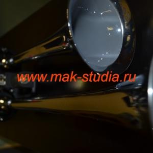 Мощный воздушный сигнал на авто СТ-08