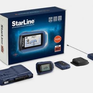 StarLine A62 Flex