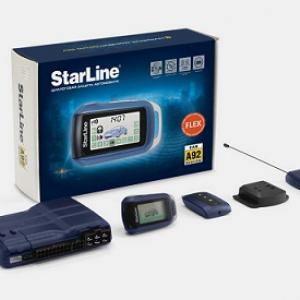 StarLine A92 CAN Flex