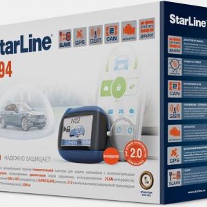 Сигнализация StarLine B94 2CAN 2SLAVE Т2.0