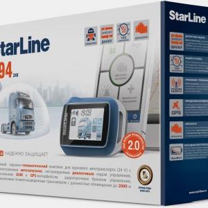 Сигнализация StarLine T94 Т2.0